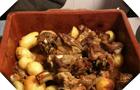 Cordeiro com Batatas